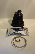 SAAB 95 AND 96 CV JOINT BOOT AND GREASE AND CLIPS 1966 - 1976 (NJ518)
