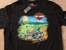 Harley Davidson Limited Edition Close Encounters black Shirt Nwt Men's XL