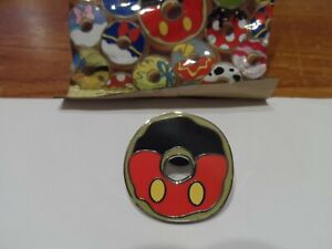 Mickey Mouse Mickey Mouse & Friends Donut Disney Trading Pin - NEW!