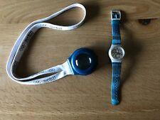 Reloj Chrono SWATCH IRONY Wrist Watch Stopwatch- Swiss - Olympics Edition 2004