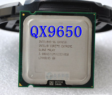 Intel Core 2 Extreme Quad Core QX9650 3.00GHz 12MB 1333MHz SLAN3 SLAWN