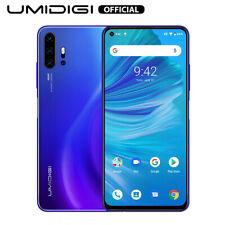 "UMIDIGI F2 6GB ROM 128GB Android 10 Smartphone 6.53"" FHD+ 5150mAh NFC Unlocked"