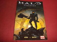 HALO : UPRISING #3 Bendis Maleev Video Game spin-off  Marvel Comics 2007  NM