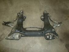 96-99 AUDI A4 4 Cylinder Engine Crossmember Cradle 58684 w/ Lower Control Arms