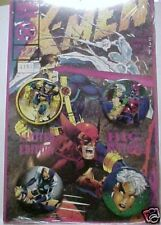 X-Men Limited Edition Big Button Set Marvel 1991 L@@K