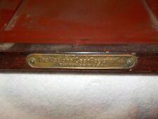 Antique ORIGINAL National Cash Register Base and TAG  Model 720 and more NCR