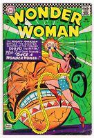 WONDER WOMAN #166 Vintage SILVER AGE Comic FN- 1966