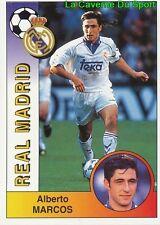 184 ALBERTO MARCOS ESPANA REAL MADRID STICKER CROMO LIGA 1995 PANINI