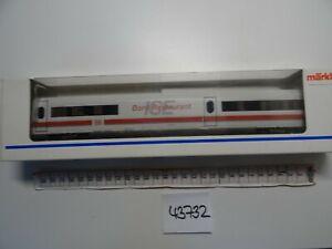 Märklin HO Artikel  43732 ICE Wagen der DB Bordrestaurant  807   top/OVP