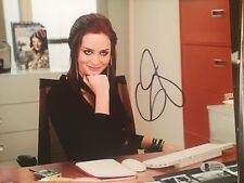 Beckett certified signed photo BAS Emily Blunt Devil Wears Prada Mary Poppins