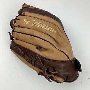 "Mizuno Francise Excel Leather Softball Baseball Glove 12.5"" Brown GFE 1251"