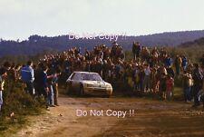 Timo Salonen Peugeot 205 Turbo 16 World Rally Champion 1985 Photograph 2