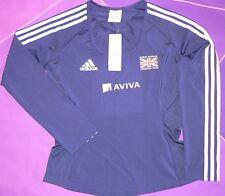 RARE Athlete Issue adidas Team GB LS Function Shirt Ladies UK16 BNWT