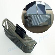 Universal Inner Auto Accessory Storage Box Waste Bin Case Trash Can Cup Holder
