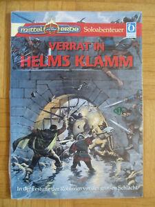 Verrat in Helms Klamm – Neuwertiger Zustand - Mittelerde Herr der Ringe Mers Rol