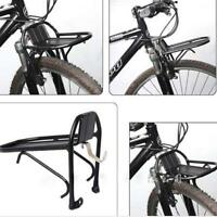 Aluminum Alloy Cycling Bike Bicycle Front Rack Luggage Shelf Panniers Bracket US