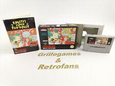 "Super Nintendo Spiel "" Krusty´s Super Fun House "" Snes | Ovp | Pal | CIB |"
