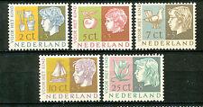 Nederland  612 - 616 ongebruikt (1)