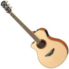 Yamaha APX700IIL Left-Handed Thinline Acoustic-Electric Guitar - Natural