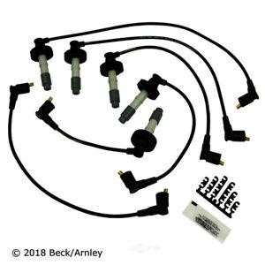 Spark Plug Wire Set fits 1993-1998 Volvo 850 C70,V70  BECK/ARNLEY