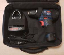 Bosch GSR 10,8-2-LI Akku-Schrauber + 2 Ah Akku GBA GSR 12-15 12V