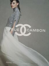 Chanel 31 Rue Cambon Magazine Issue 19 Catalog Spring Summer 2019 Lagerfeld Ad