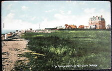 Uk~England~1905 Selsey (West Sussex) The Marine Hotel And Fore Shore