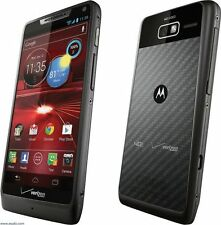 Motorola Droid RAZR XT907 ! GSM/CDMA SMARTPHONE ! 1GB ! 8GB ! SINGLE SIM ! BLACK