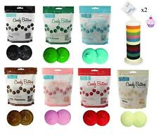 Candy Buttons Melts Cake Pops Sugarcraft Decoration Easy Microwaveable