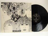 THE BEATLES revolver (remastered) LP EX/EX-, PCS 7009, vinyl, album, uk, 1995,