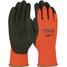 Pip 414 1400 Powergrab Thermo Insulated Cold Winter Safety Work Gloves Orange