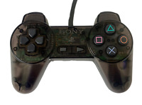 Clear Smoke Sony Playstation 1 Controller PS1 SCPH-1080