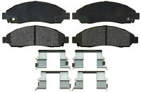 Disc Brake Pad Set-Ceramic Disc Brake Pad Front ACDelco Advantage 14D1039CH