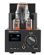xDuoo TA-30 HiFi Tube Headphone DAC & Tube Amplifier with Bluetooth 5.0 3000mW