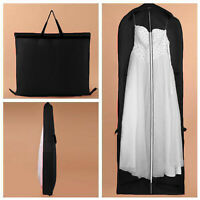 Foldable Wedding Dress Bag Bridal Gown Garment Storage Protector Dustproof Cover
