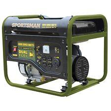 Sportsman 4000 Watt Dual Fuel Generator Certified Refurbished