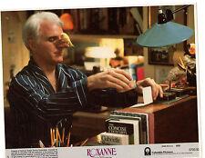 Steve Martin  Daryl Hannah  Rick Rossovitch ROXANNE (1987)Original lobby cards
