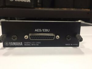 Yamaha Model MY8-AE AES/EBU