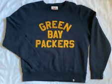 Green Bay Packers NFL 47 Brand Green Crew Sweatshirt Pullover Size XL. Soft!!!