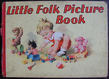 LITTLE FOLK PICTURE BOOK , Mulder & Zoon Amsterdam. (s.d.s.l.)