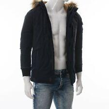 Zara Jungen Pelz Kapuze Oberbekleidung Gefütterte Jacke Winter Schnee Gang Größe