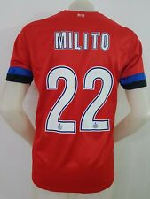 MAGLIA CALCIO SHIRT INTER MILITO NIKE FOOTBALL ITALY SOCCER JERSEY AWAY OLD I75