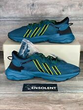 Adidas Pusha T Ozweego Men's Shoes Tech Mineral FV2480 New In Box Same-day Ship!