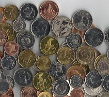*20 ALL DIFFERENT UNCIRCULATED WORLD FOREIGN COINS*NO DUPLICATES*BONUS*Lot Mr2*