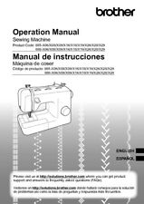 Brother SM3701 Sewing Machine Owners Instruction Manual Reprint