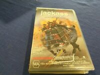 Jackass The Movie - VHS