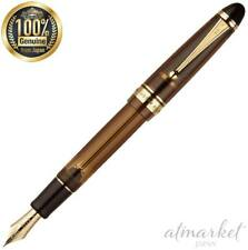 Pilot fountain pen custom 823 FKK-3MRP-BN-M Medium Brown Japan Import F/S