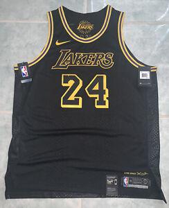 Nike Authentic Kobe Bryant #24 AEROSWIFT Lakers Jersey Lore Series Men Size 2XL