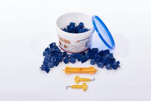tile spacers  contractors tub   150 uniplug 4mm spacers and mulitool & 2x JHOOKS