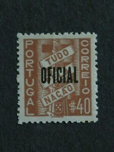 """Portugal 1939 - Tudo pela Nacao """"OFICIAL"""" - MNH"""